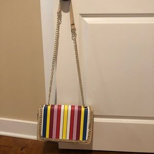 NWOT Nasty Gal multicolored purse